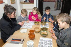 Kinderactiviteiten | kinderatelier | miniatuurkermis | @ Binnenmuseum/Buitenmuseum